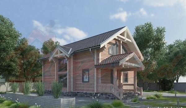 Деревянные дома со скидкой