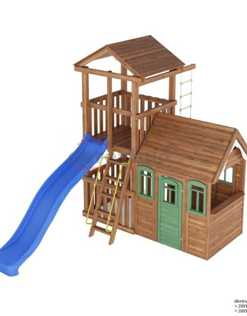 wooden town 6