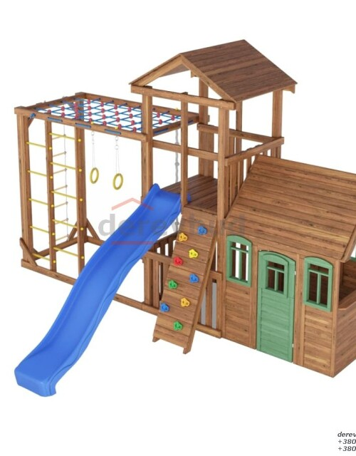 wooden town 9-1